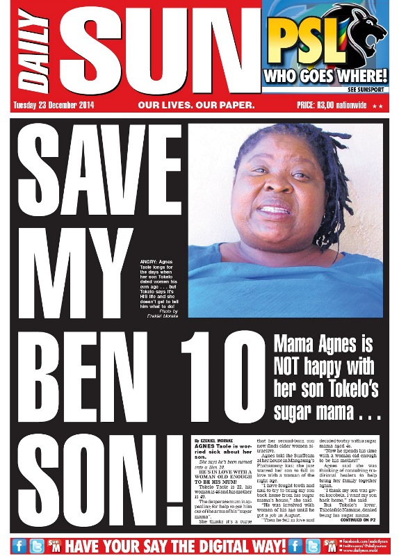 Daily Sun Newspaper - Get your Digital Subscription